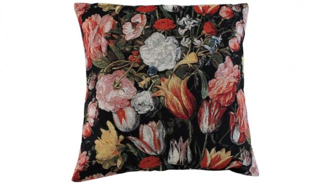 Kleur 1007 tulp zwart rood (gobelin)