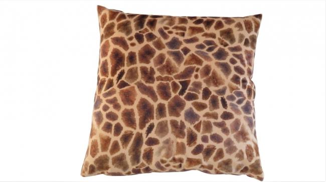 Kleur 2079 velvet giraffen huid