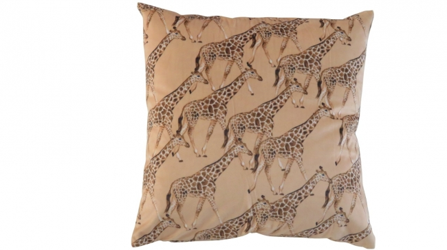 Kleur 2080 velvet giraffen