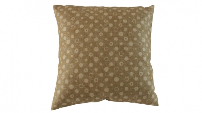 Kleur 3005 vintage denim dot ocre
