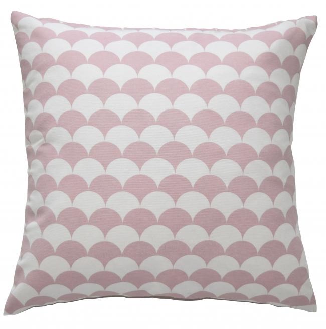 Roze wit halve cirkel pg midden