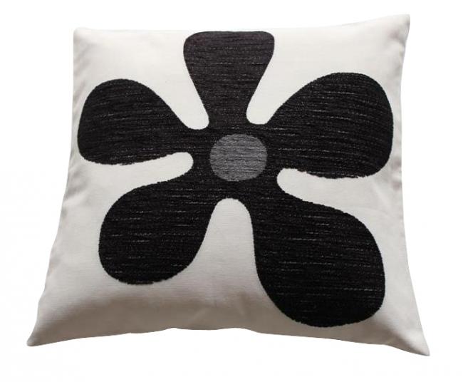 Kleur bloem zwart/wit prijsgroep midden