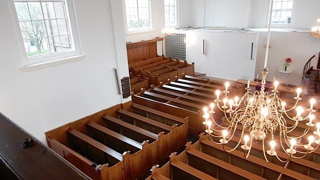 Kussens voor op kerkbanken