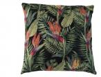 Nieuw in collectie Kleur 1012 palmblad zwart (gobelin)