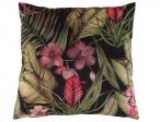 Nieuw in collectie Kleur 2082 velvet bloem roze palm groen