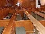 Maatwerk Kussens voor op kerkbanken